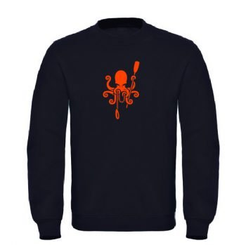 SweatShirt Sem Capuz Welanina Octupus Series